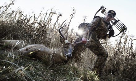 Trophy Quality Begins with the Care you Take in the Field